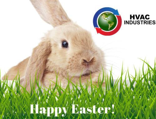 Happy Easter from HVAC Industries