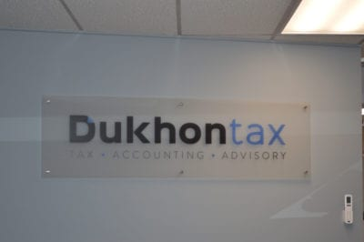HVAC Commercial Portfolio Dukhon Tax