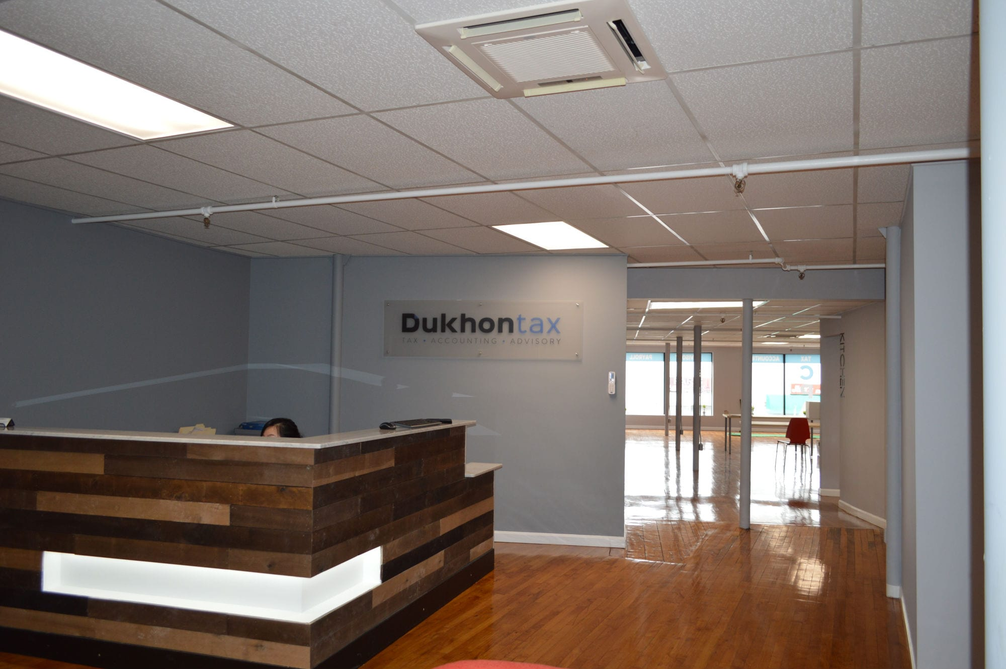 Dukhon Tax HVAC Commercial Project