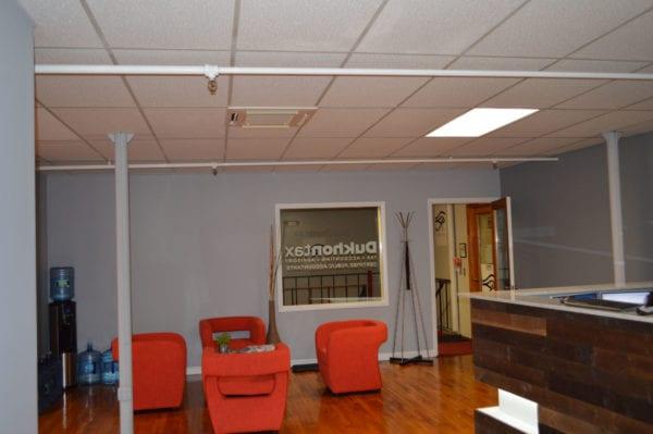 Dukhon Tax HVAC Commercial Project