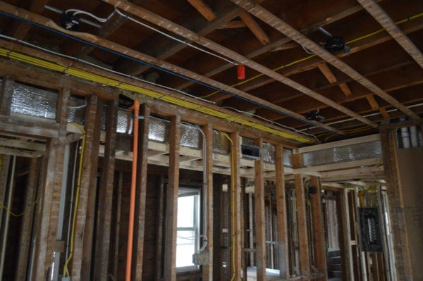 Brookline MA HVAC Residential Project