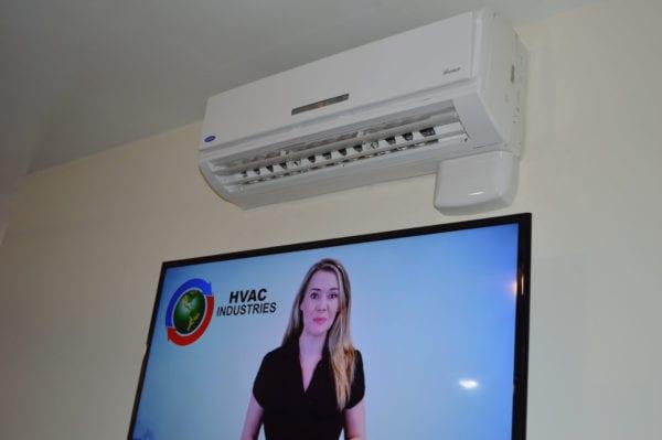 HVAC Commercial Portfolio