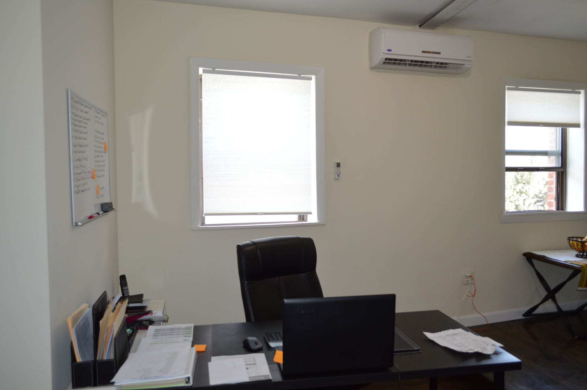 HVAC Industries office project