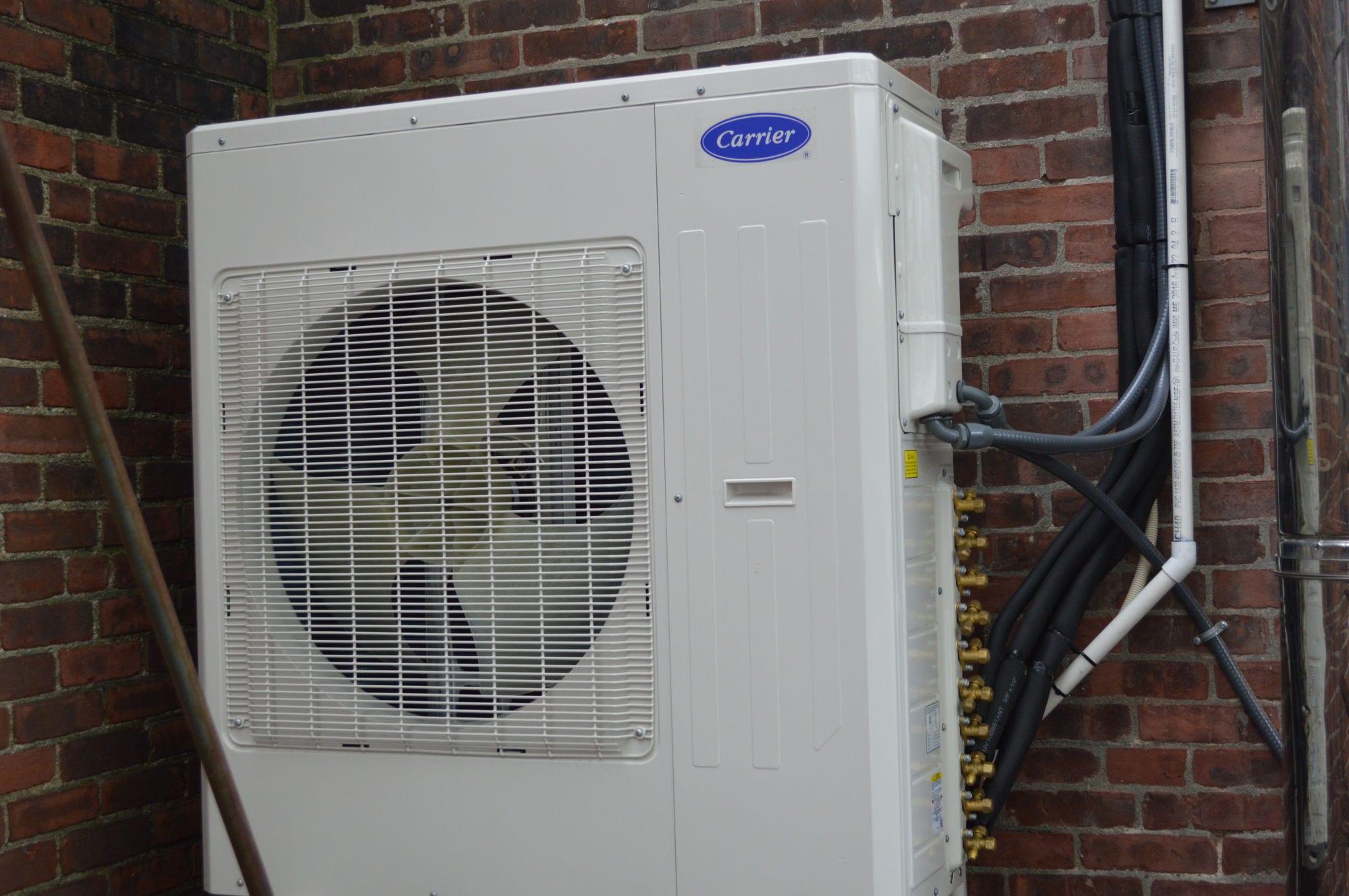 HVAC industries carrier dealer
