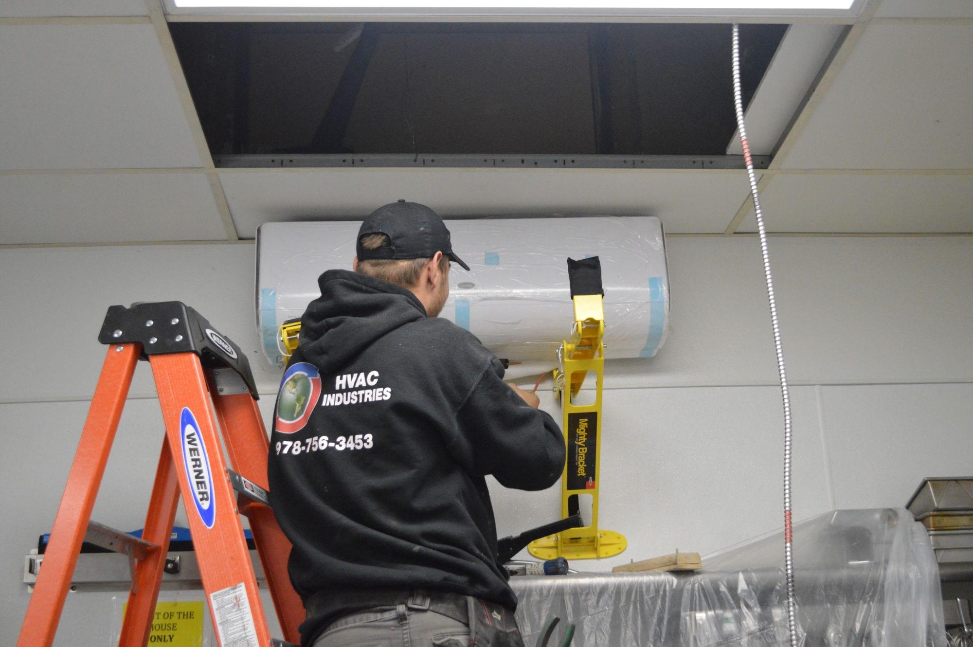 hvac companie air conditioning repair services