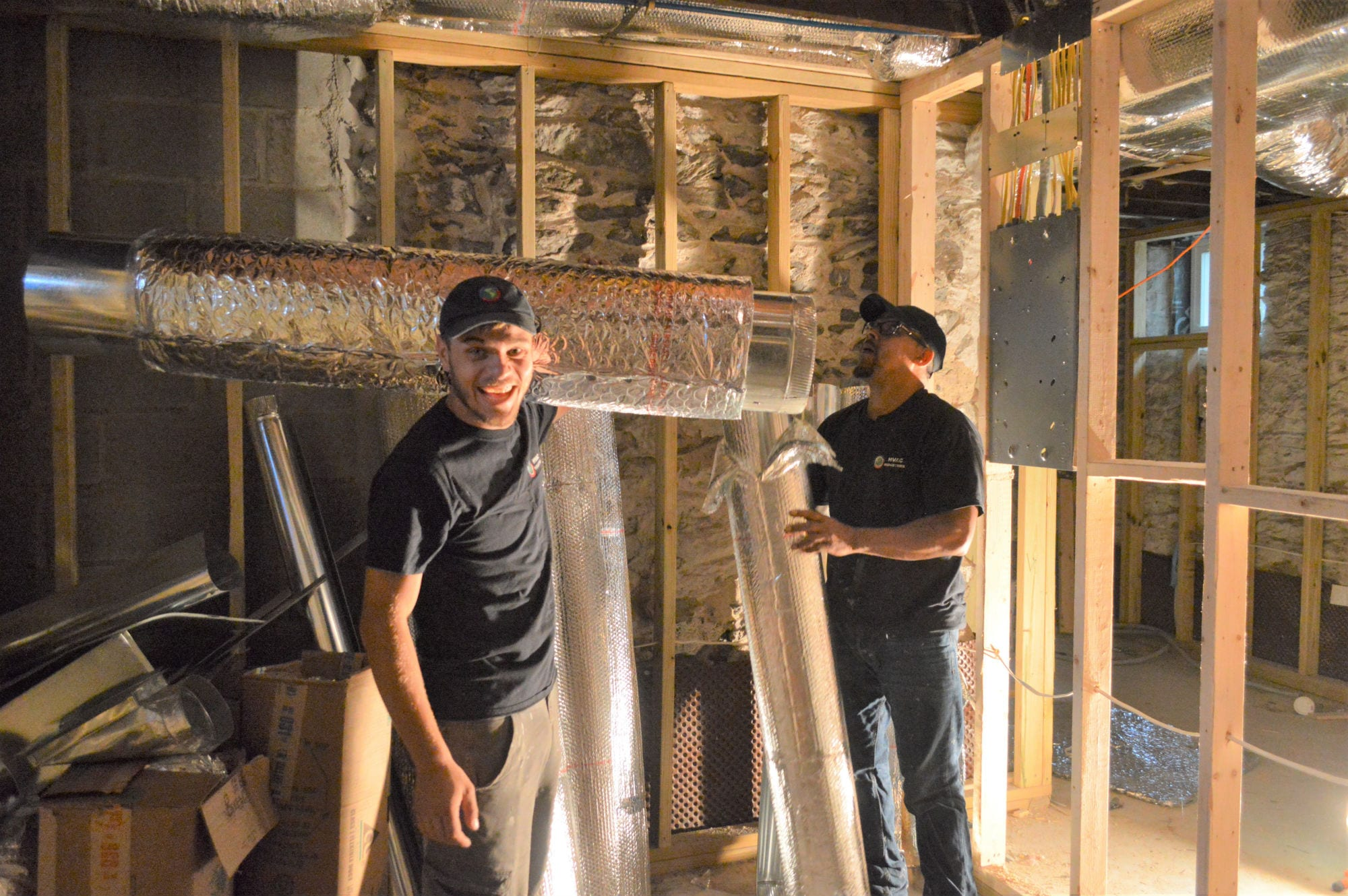 HVAC Commercial Project