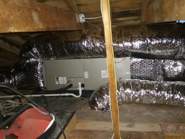 Westwood HVAC Residential Project
