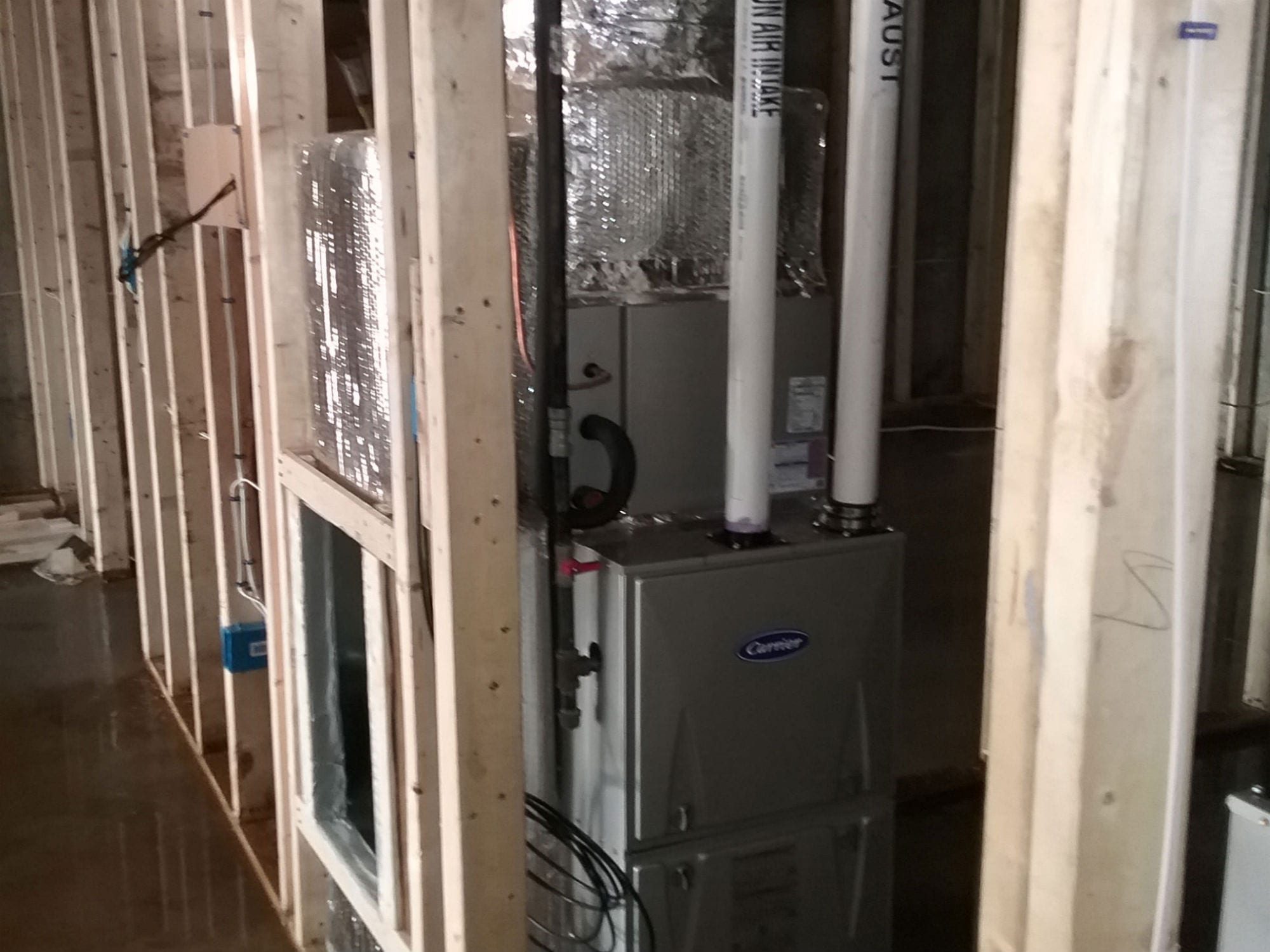 Peninsula HVAC Residential Project