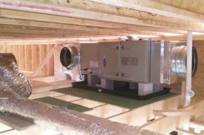 Holland HVAC Residential Project