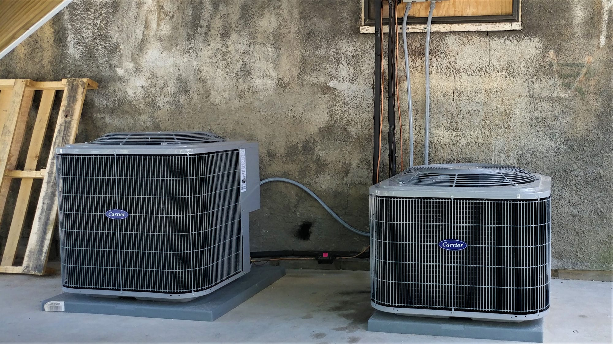 Iroquois HVAC Residential Project