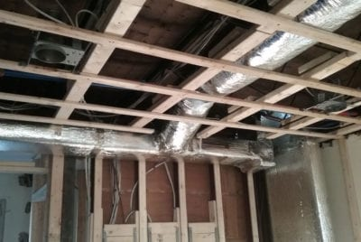 Thornton Rd., Chestnut Hill MA - HVAC Residential Project