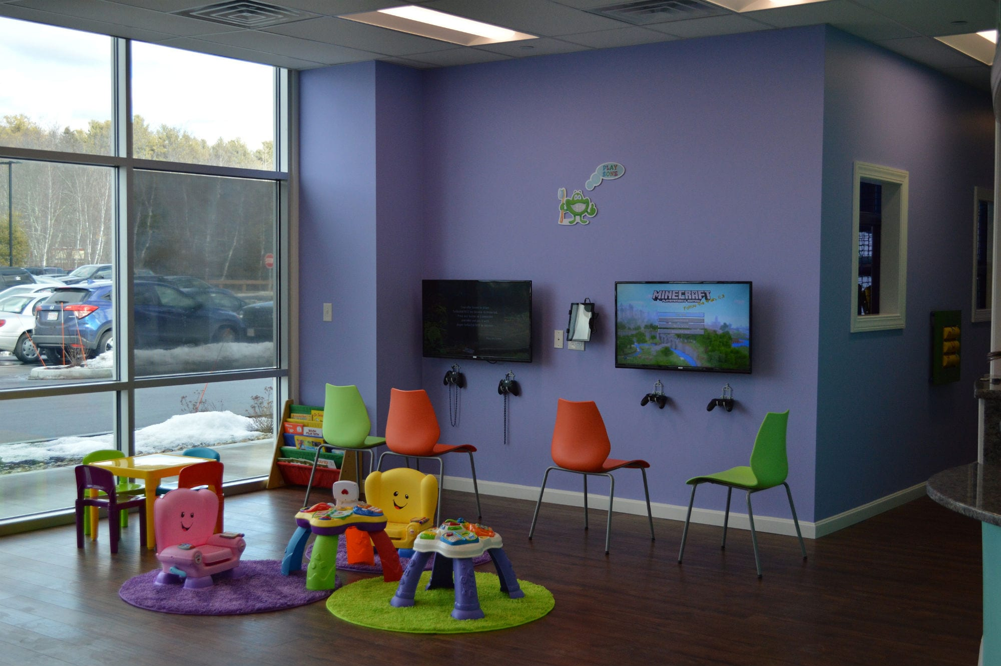 Kids Zone Dental Oxford Ma Commercial Hvac Project