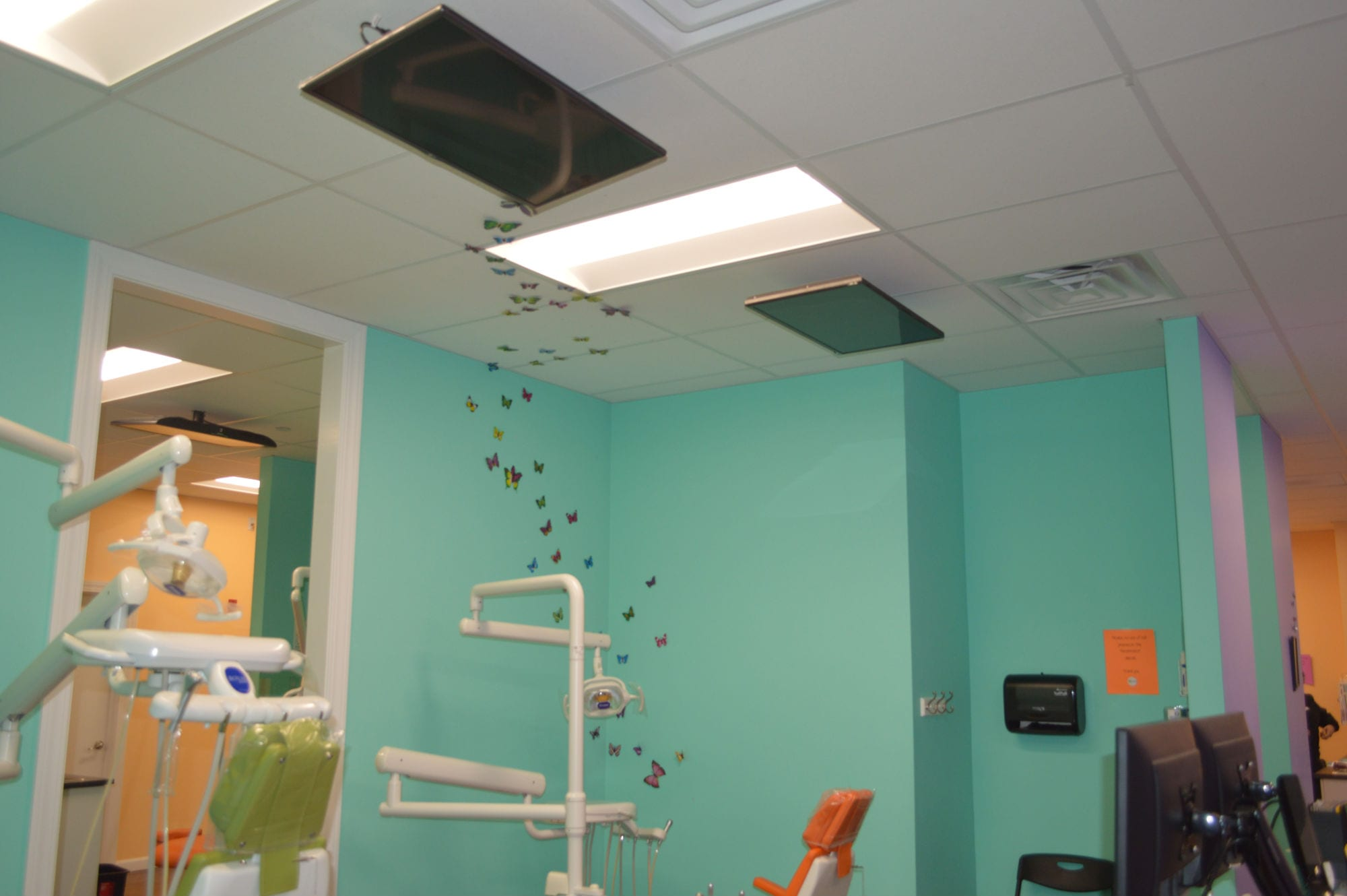 Kids Zone Dental, Oxford MA – Commercial HVAC Maintenance Project