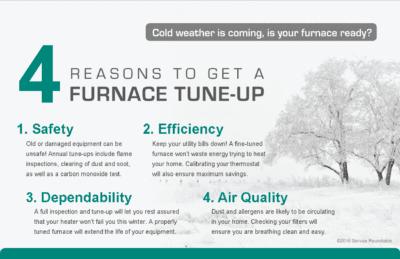 Furnace Tune-Up HVAC Industries