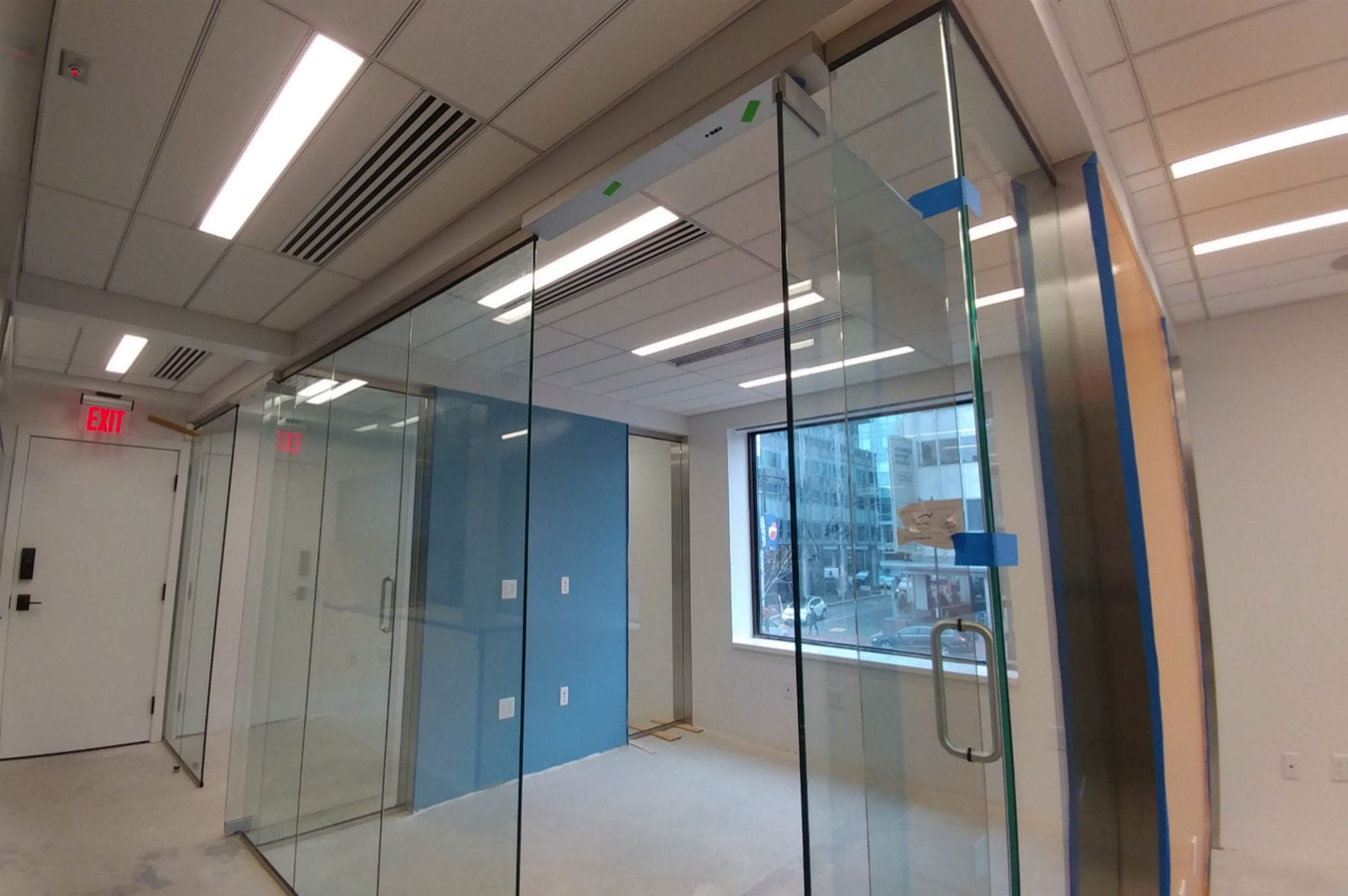 Cambridge St. Boston – Industrial  HVAC Project