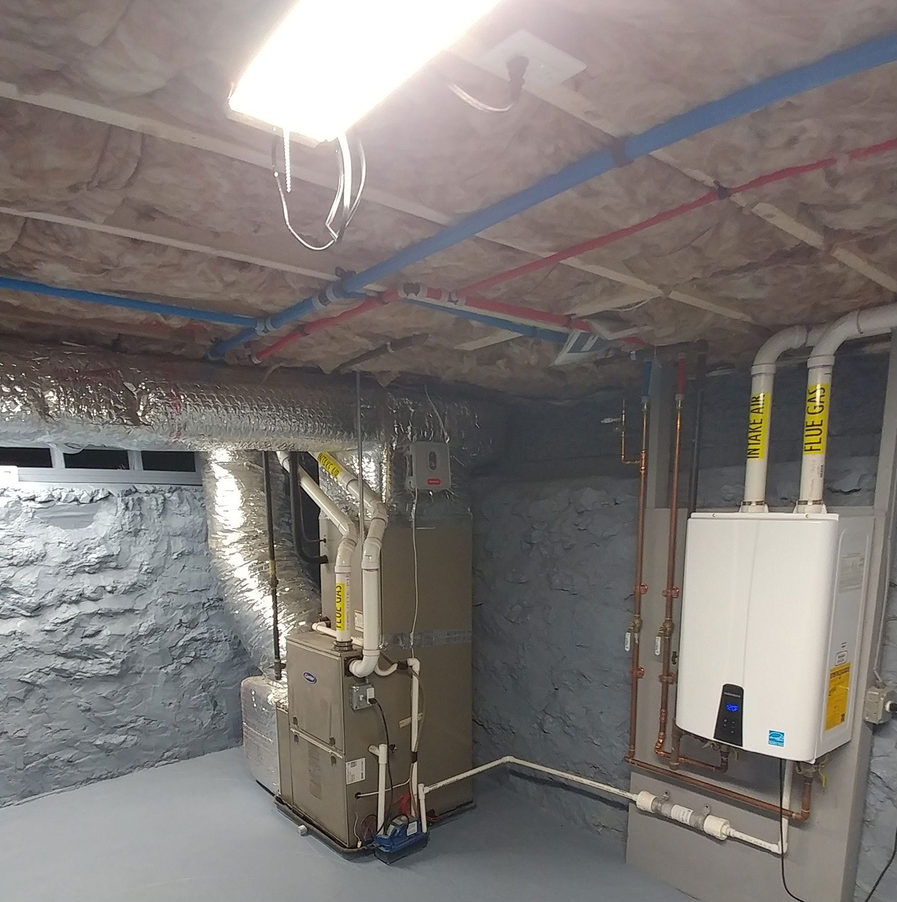 Babcock St, Brookline – Residential HVAC Project