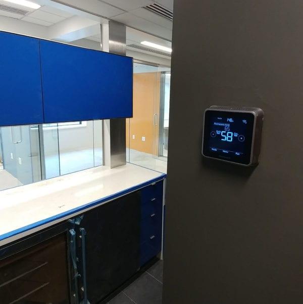 Cambridge St. Boston - Industrial HVAC Project  