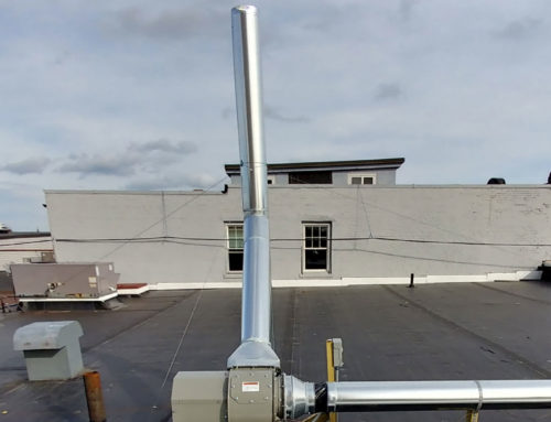 School St, Quincy – Commercial HVAC Project