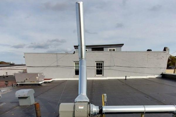 School St, Quincy - Industrial HVAC Project