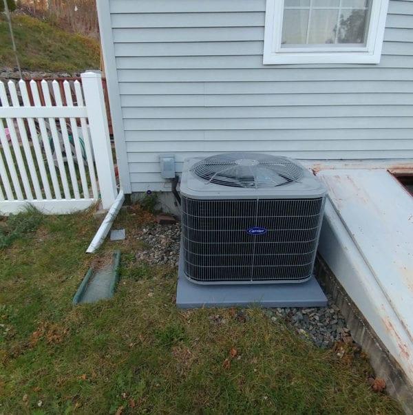 Sudbury Landing, Framingham - Residential HVAC Project
