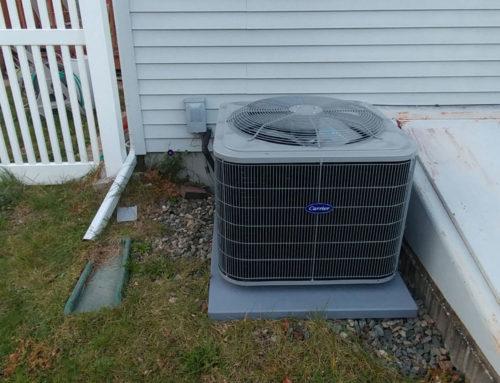 Sudbury Landing, Framingham – Residential HVAC Project