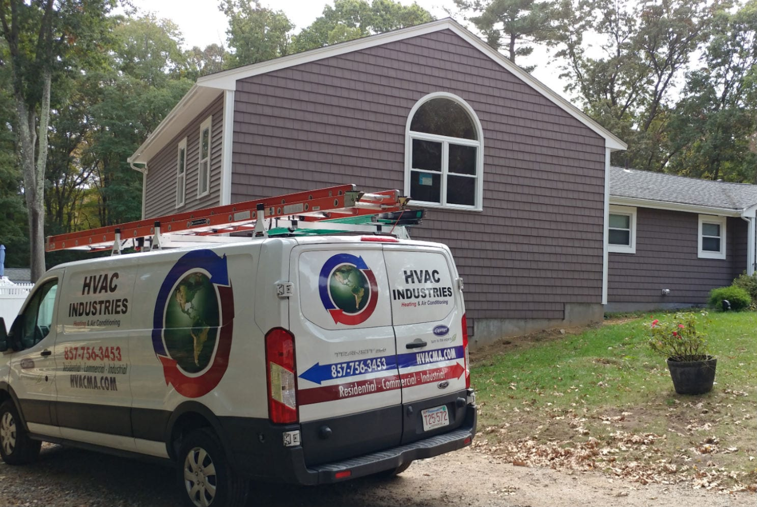 Wilton Dr, Wilmington - Residential HVAC Project