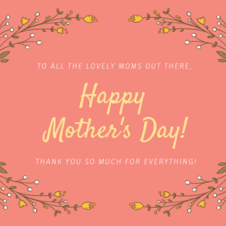 Happy Mother's Day from HVAC Industries
