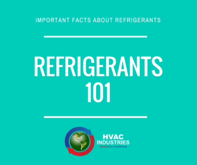 Refrigerants 101