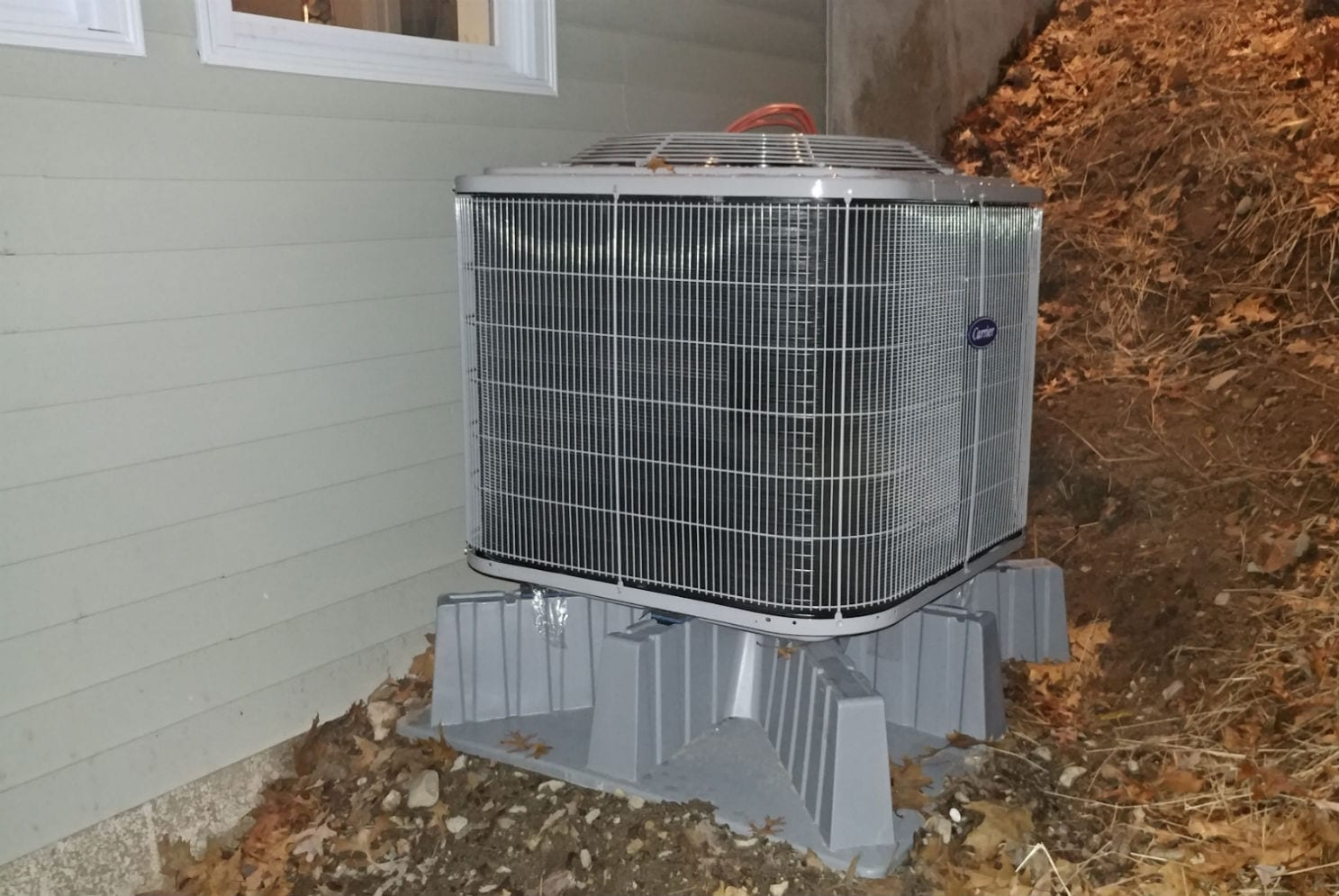 Andover MA HVAC Residential Project