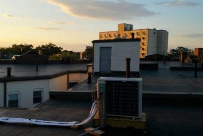 Fuller St, Brookline MA - HVAC Residential Project