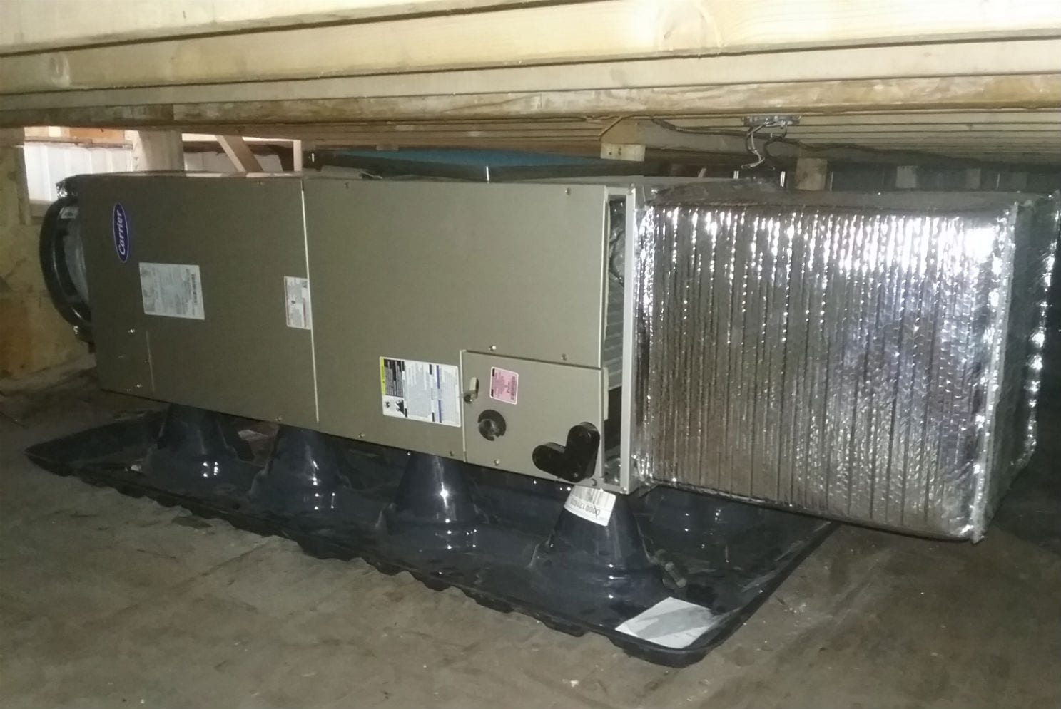 Hull Street Court, Boston, MA – HVAC Residential Project