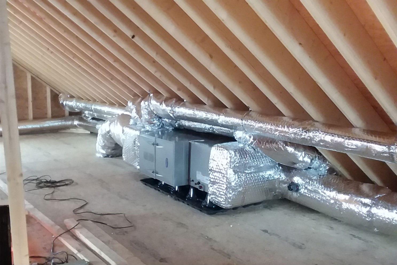Tudor St. Lynn, Massachusetts – HVAC Residential Project