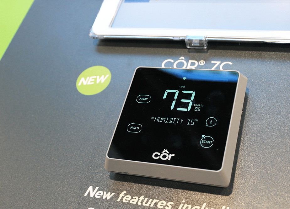 Côr® 5C and 7C Thermostats
