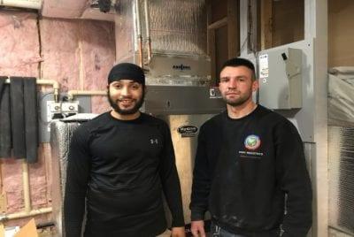 Beaver Rd., Weston – Residential HVAC Project