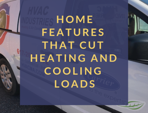 Home Features that Cut Cooling and Heating Loads