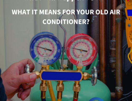 What Will Happen To R22: WHAT IT MEANS FOR YOUR OLD AIR CONDITIONER?