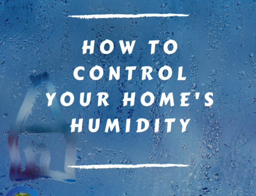 How to control your home's humidity