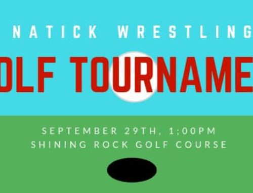 HVAC Industries is a gold sponsor of 16th Annual Natick Wrestling Golf Tournament