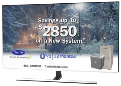 Carrier is Redefining Comfort