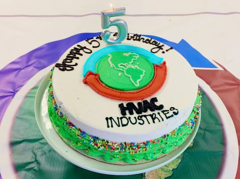 HVAC Industries Celebrates 5th Anniversary