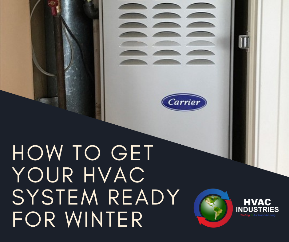 How to Get Your HVAC System Ready for Winter